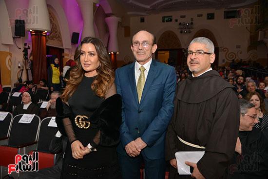 احتفالية يوم العطاء بالمركز الكاثوليكى (8)