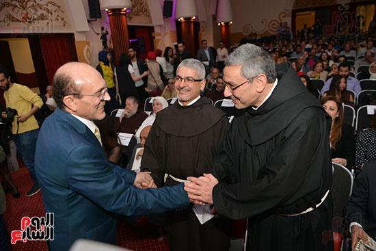 احتفالية يوم العطاء بالمركز الكاثوليكى (19)