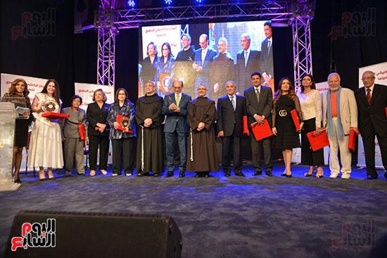 احتفالية يوم العطاء بالمركز الكاثوليكى (9)
