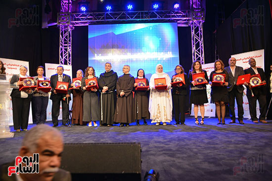 احتفالية يوم العطاء بالمركز الكاثوليكى (23)