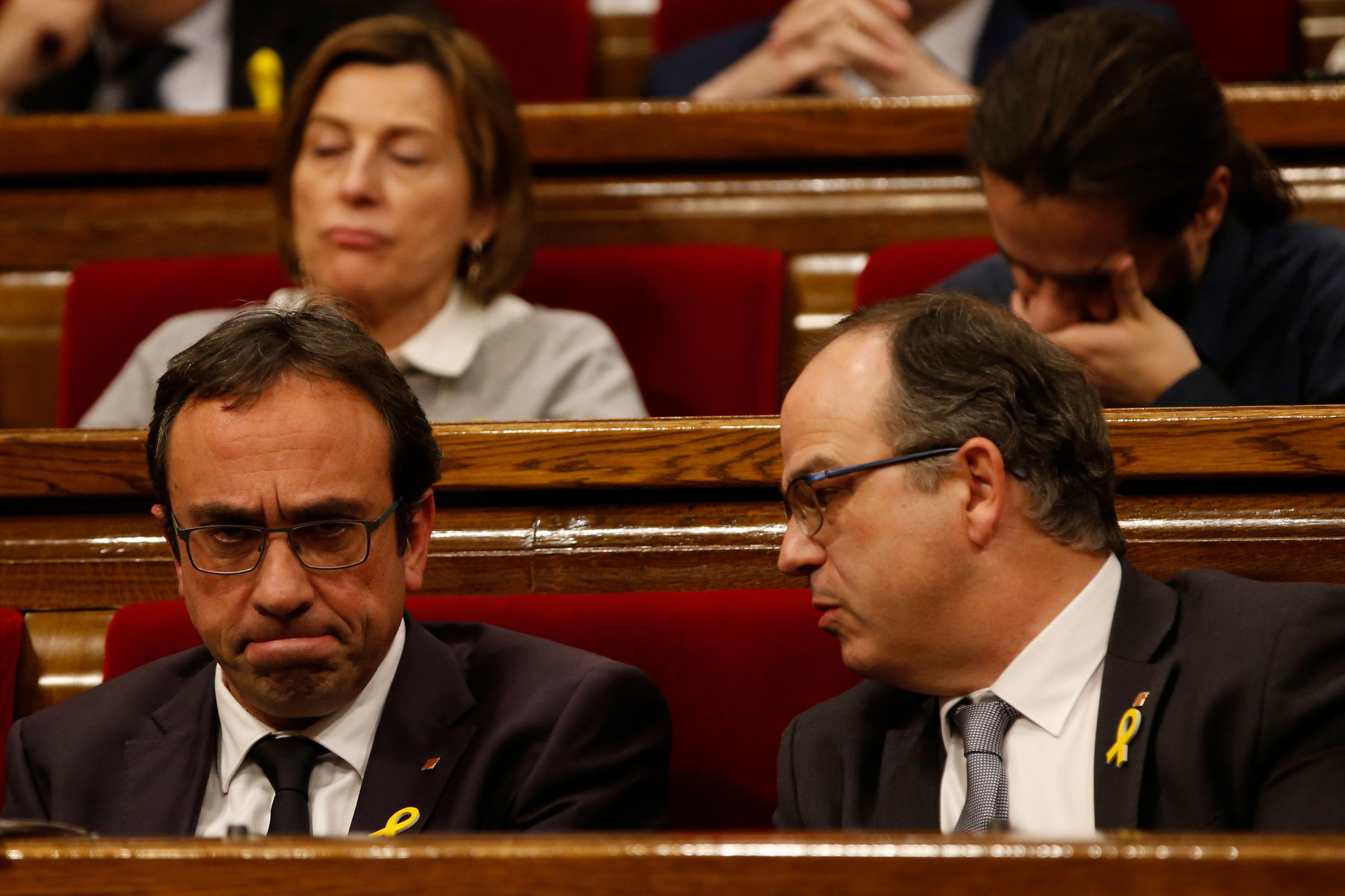 برلمان كتالونيا يفشل فى انتخاب رئيس للإقليم