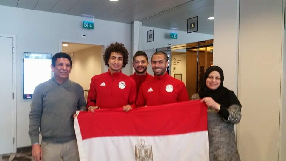 الجاليات المصرية تلتقى محمد صلاح (6)