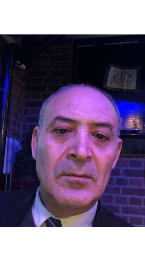 المواطن المصرى مصطفى المنشاوى