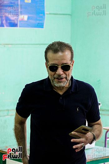 شريف منير انتخابات الرئاسة 2018 (8)
