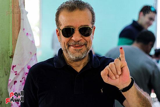 شريف منير انتخابات الرئاسة 2018 (4)
