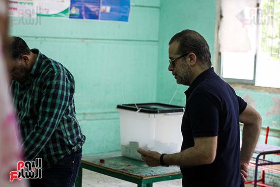 شريف منير انتخابات الرئاسة 2018 (1)