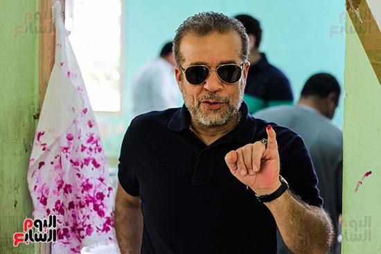 شريف منير انتخابات الرئاسة 2018 (5)