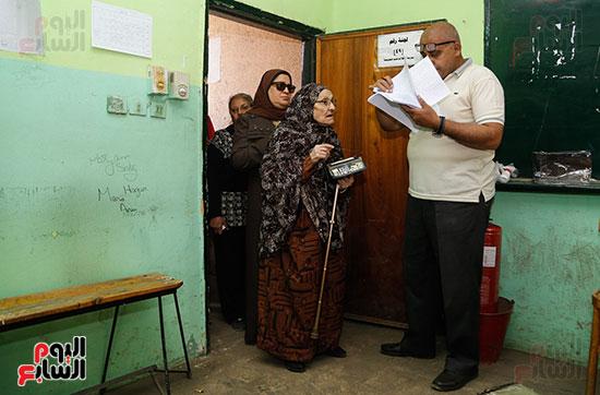 صور انتخابات الرئاسة 2018 (1)