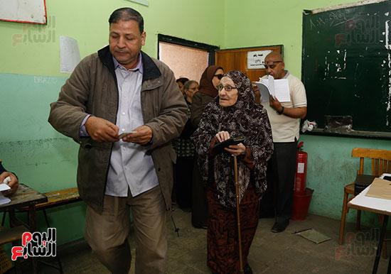 صور انتخابات الرئاسة 2018 (2)