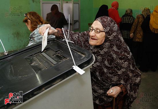 صور انتخابات الرئاسة 2018 (3)