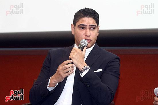 أبو هشيمة فى الجامعة الأمريكية (9)