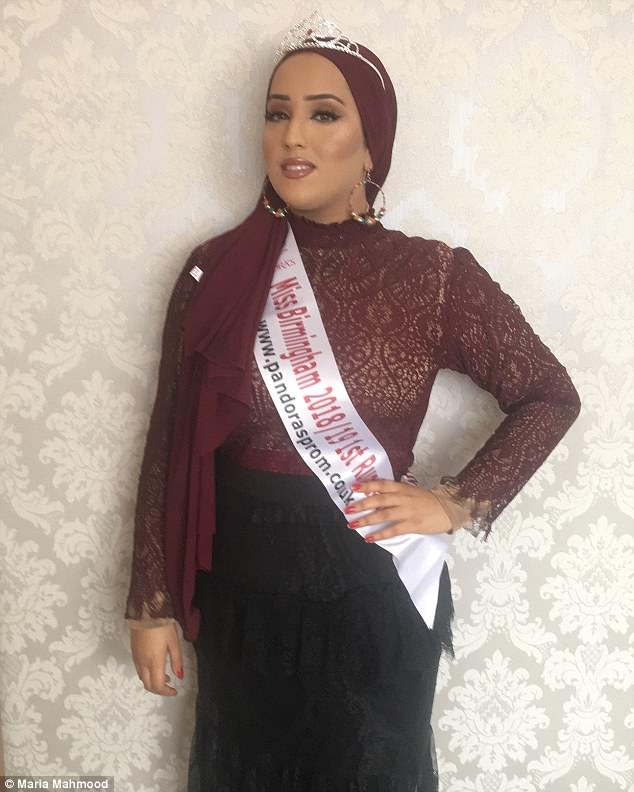 ماريا ملكة جمال بيرمنجهان