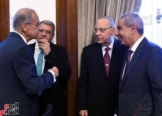 اجتماع الحكومة -- مجلس الوزراء (2)