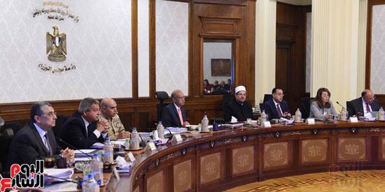 اجتماع الحكومة -- مجلس الوزراء (17)