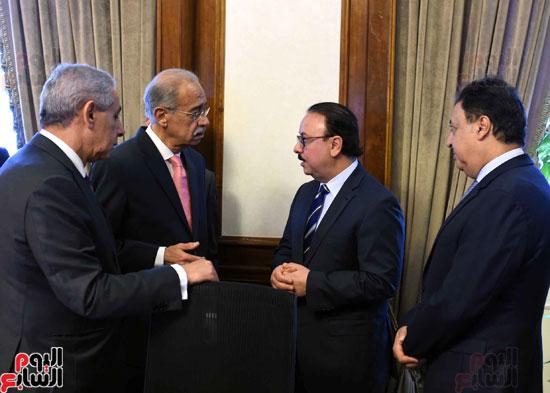 اجتماع الحكومة -- مجلس الوزراء (5)