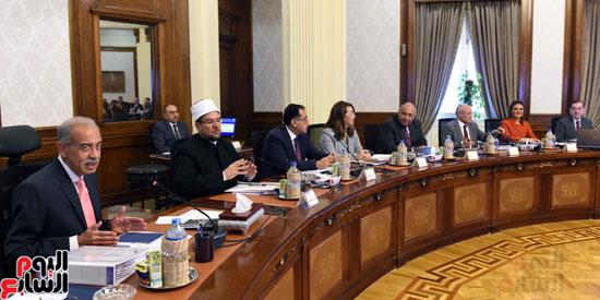 اجتماع الحكومة -- مجلس الوزراء (16)