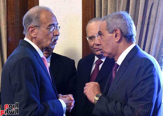 اجتماع الحكومة -- مجلس الوزراء (3)