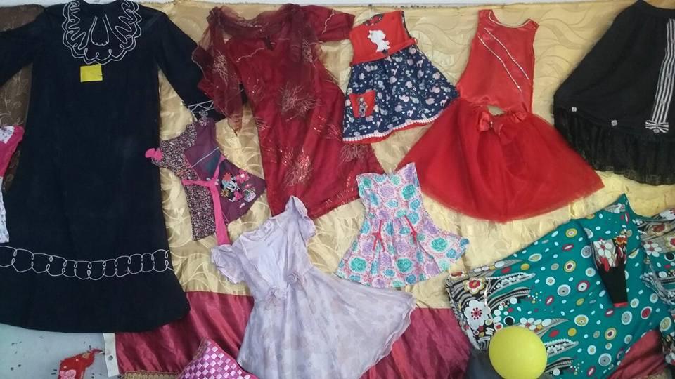 معرض للمشغولات اليدوية من خامات البيئة بأنامل فتيات الأزهر بأسوان (2)