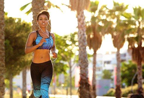 الرياضة تخفف آلام الدورة الشهرية
