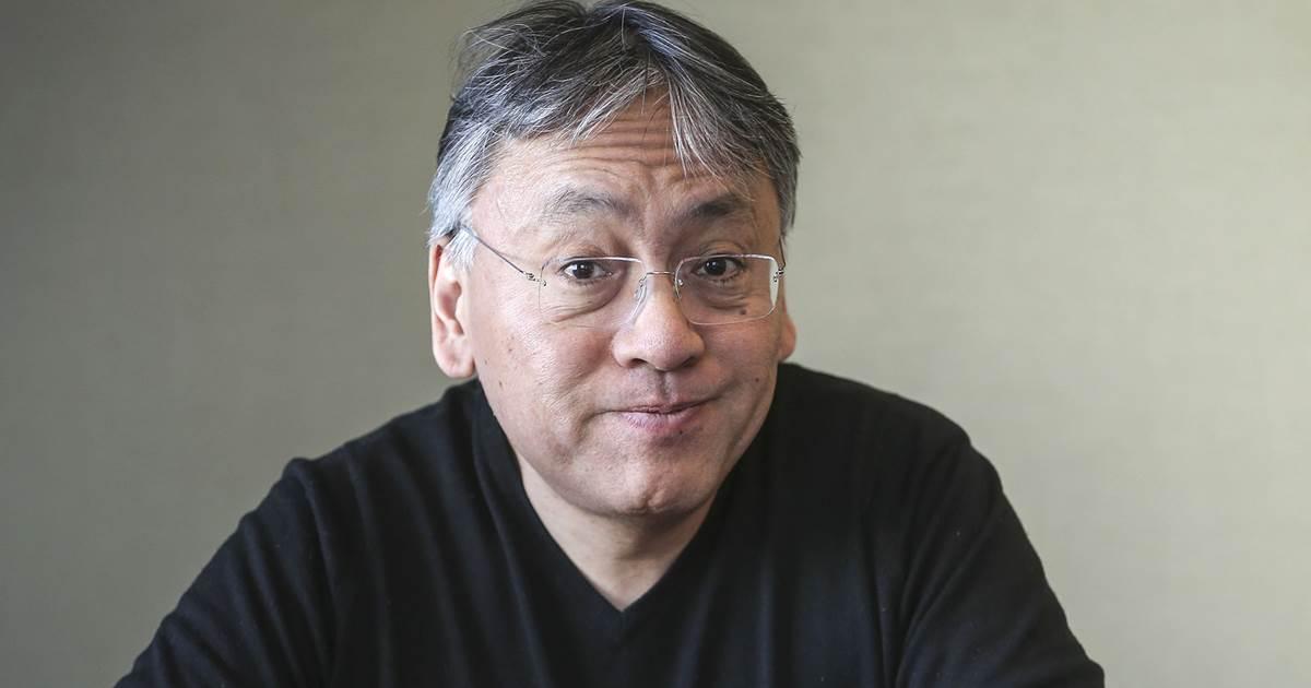 كازوو إيشيغورو