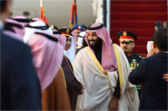 السيسى و محمد بن سلمان (4)