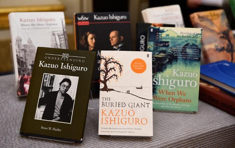 روايات كازوو إيشيغورو