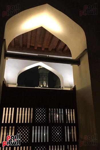 الجامع الازهر بعد الترميم