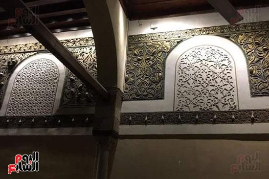 صحن الجامع الازهر