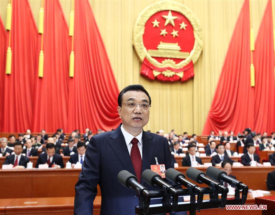 لى كه تشيانج، رئيس مجلس الدولة