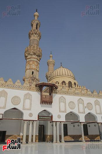 الجامع الأزهر بعد اكتمال أعمال الترميم   (101)