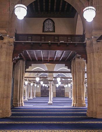 الجامع الأزهر بعد اكتمال أعمال الترميم   (83)