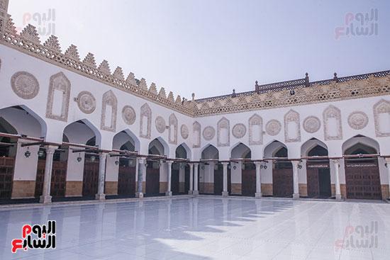 الجامع الأزهر بعد اكتمال أعمال الترميم   (59)