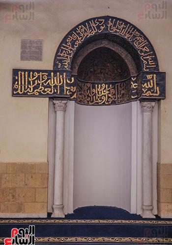 الجامع الأزهر بعد اكتمال أعمال الترميم   (72)