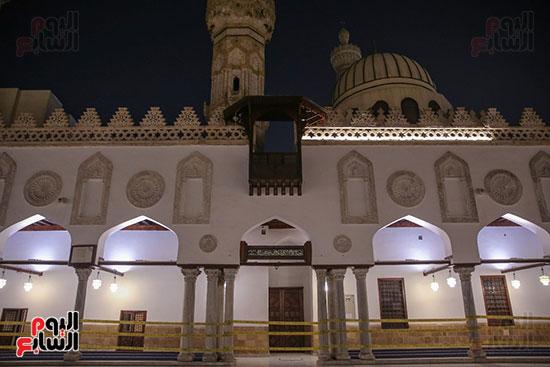 الجامع الأزهر بعد اكتمال أعمال الترميم   (54)