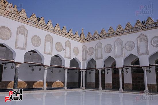 الجامع الأزهر بعد اكتمال أعمال الترميم   (57)