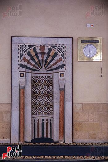 الجامع الأزهر بعد اكتمال أعمال الترميم   (85)