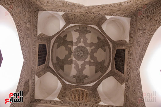 الجامع الأزهر بعد اكتمال أعمال الترميم   (11)