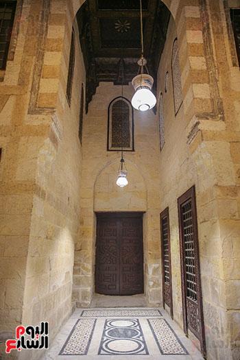 الجامع الأزهر بعد اكتمال أعمال الترميم   (80)