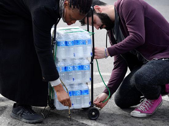 عمليات تخزين المياه