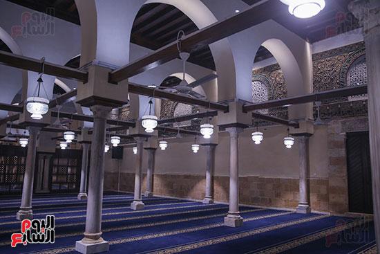 الجامع الأزهر بعد اكتمال أعمال الترميم   (6)