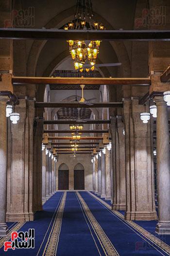 الجامع الأزهر بعد اكتمال أعمال الترميم   (73)