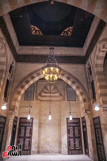 الجامع الأزهر بعد اكتمال أعمال الترميم   (77)