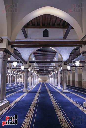 الجامع الأزهر بعد اكتمال أعمال الترميم   (69)