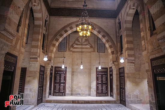 الجامع الأزهر بعد اكتمال أعمال الترميم   (36)