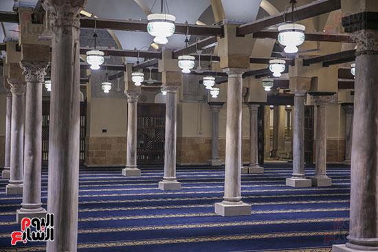 الجامع الأزهر بعد اكتمال أعمال الترميم   (33)