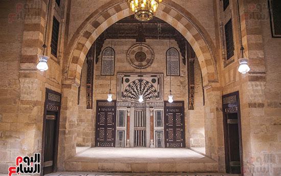 الجامع الأزهر بعد اكتمال أعمال الترميم   (42)