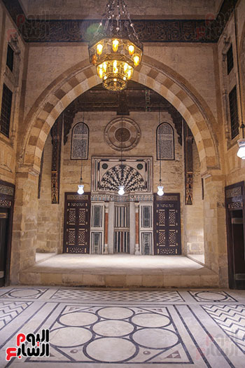 الجامع الأزهر بعد اكتمال أعمال الترميم   (81)