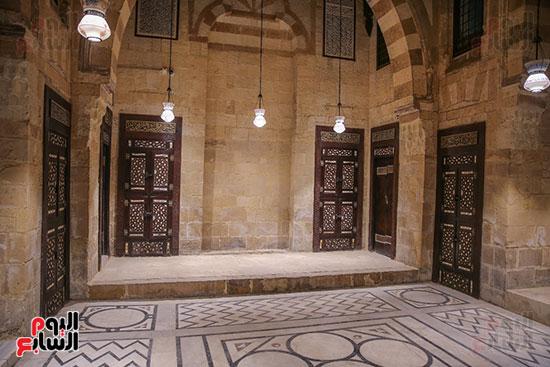 الجامع الأزهر بعد اكتمال أعمال الترميم   (40)
