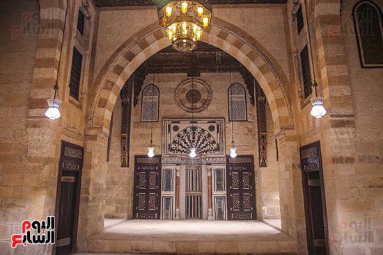 الجامع الأزهر بعد اكتمال أعمال الترميم   (41)