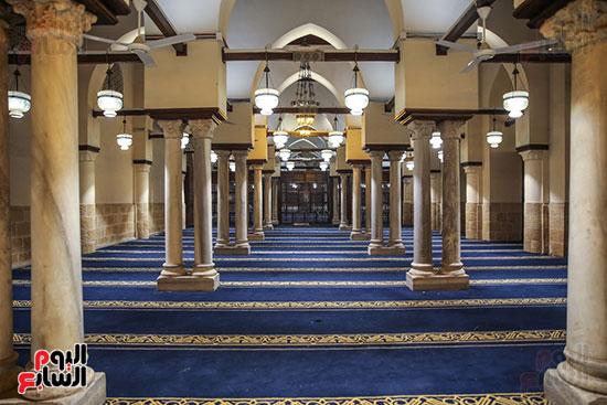 الجامع الأزهر بعد اكتمال أعمال الترميم   (25)